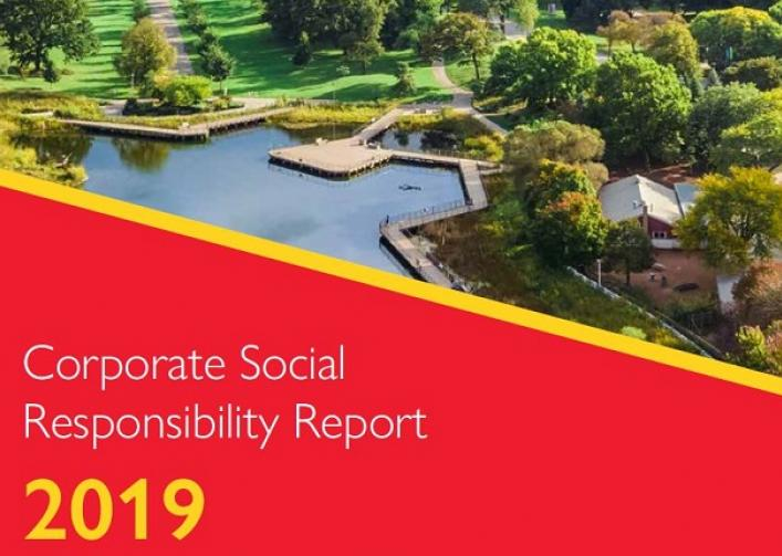 Crown's Corporate Social Responsibility report for 2019