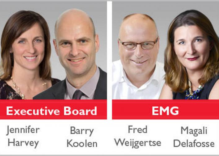 Crown Worldwide expands the Executive Board and Executive Management Group