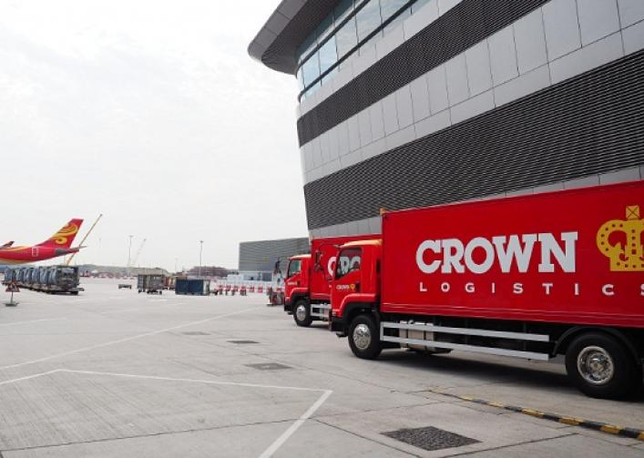 Crown Logistics expands to cover the travel retail sector